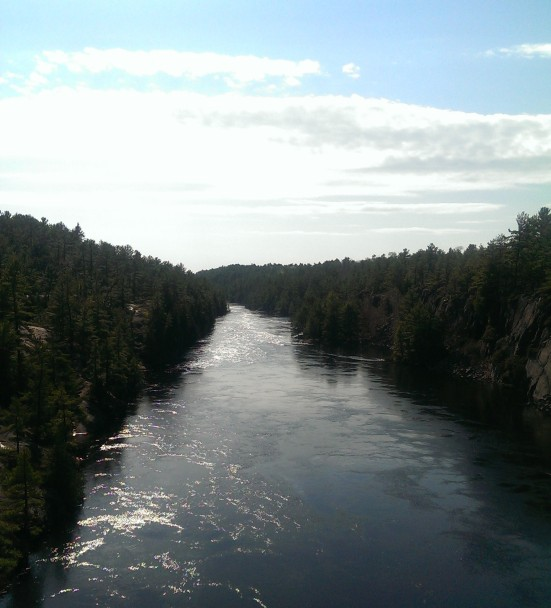 French River - Ontario